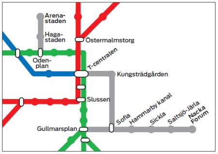 Ny Tunnelbana